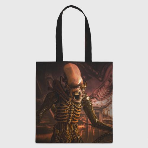 Сумка 3D повседневная  Фото 01, Alien