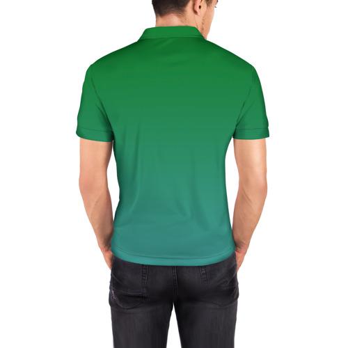 Мужская рубашка поло 3D  Фото 04, РХБЗ 8