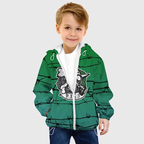 Детская куртка 3D  Фото 03, РХБЗ 8