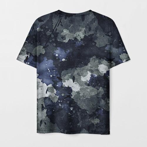 Мужская футболка 3D Космические войска 18 Фото 01