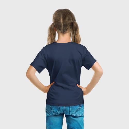 Детская футболка 3D  Фото 04, Космические войска 16