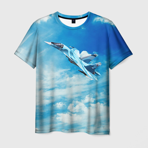 Мужская футболка 3D  Фото 03, Космические войска 15
