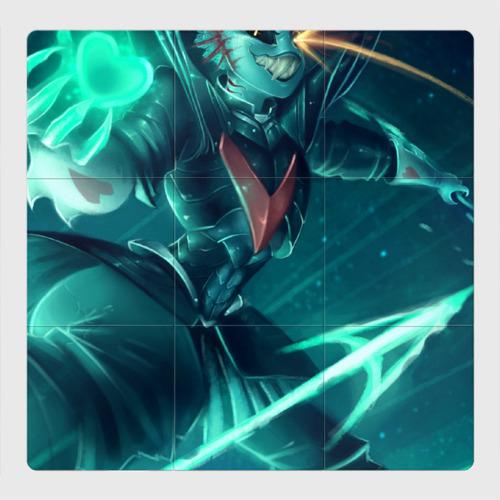 Магнитный плакат 3Х3 Undyne