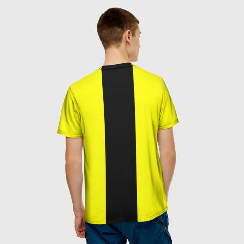 Мужская футболка 3D Боруссия Фото 01
