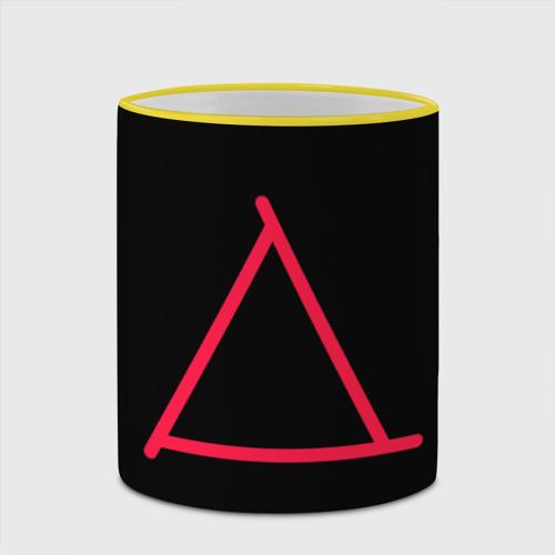 Кружка с полной запечаткой  Фото 03, Треугольник