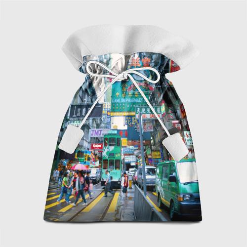 Подарочный 3D мешок Улица, Пекин, Китай