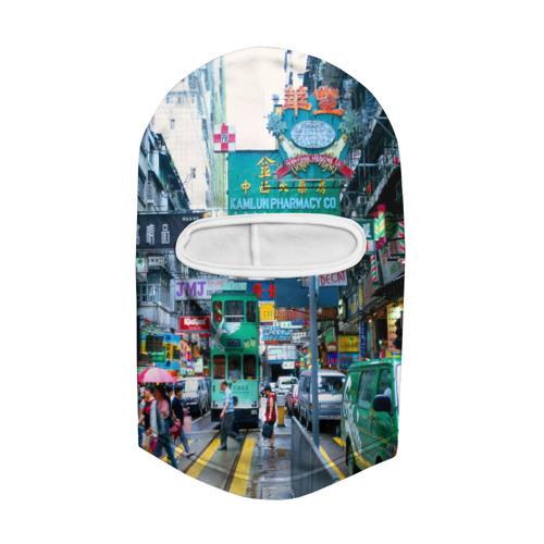 Балаклава 3D  Фото 02, Улица, Пекин, Китай