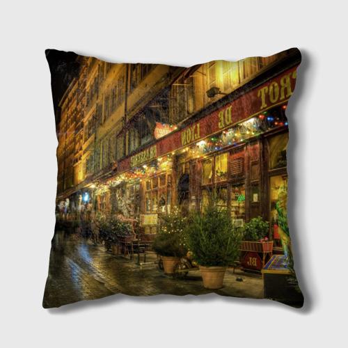 Подушка 3D  Фото 02, Bonjour