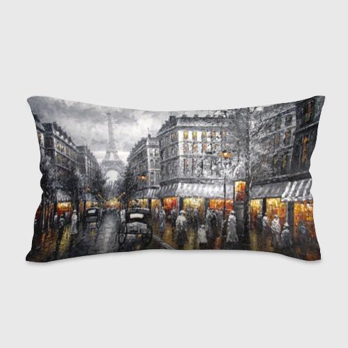Подушка 3D антистресс  Фото 02, Улицы Парижа