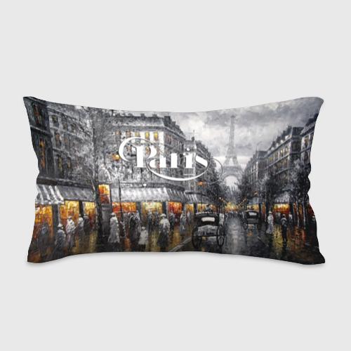 Подушка 3D антистресс  Фото 01, Улицы Парижа