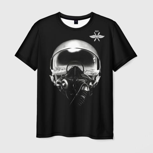 Мужская футболка 3D ВВС