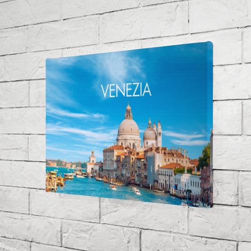 Холст прямоугольный  Фото 03, Венеция