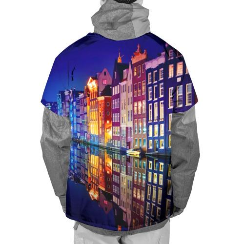 Накидка на куртку 3D  Фото 02, Амстердама, Нидерланды