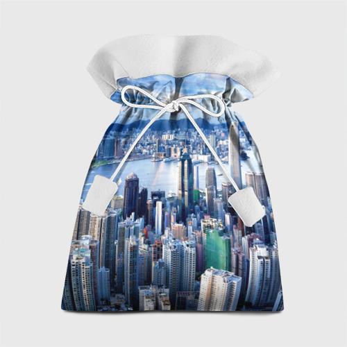 Подарочный 3D мешок Гонконг, Китай