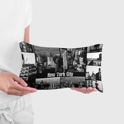 Подушка 3D антистресс  Фото 03, Улицы Нью-Йорка