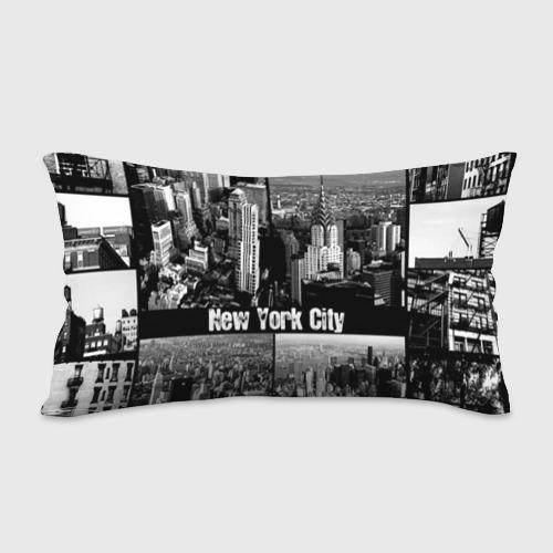 Подушка 3D антистресс  Фото 02, Улицы Нью-Йорка
