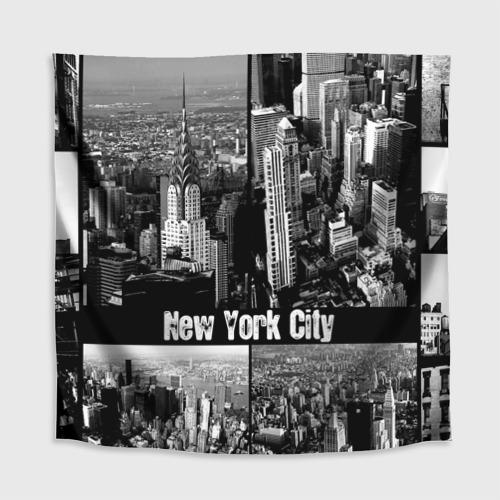 Скатерть 3D  Фото 02, Улицы Нью-Йорка