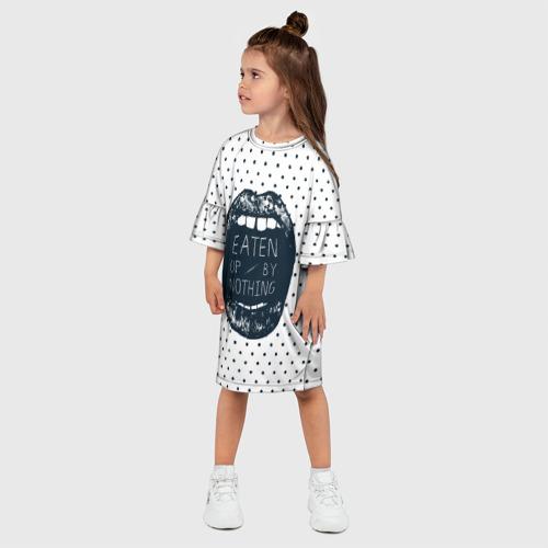 Детское платье 3D  Фото 03, Eaten Up By Nothing