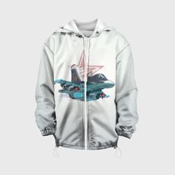 Детская куртка 3DСу-34
