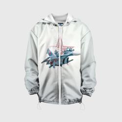 Детская куртка 3DСу-27