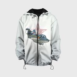 Детская куртка 3DСу-25