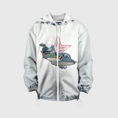 Детская куртка 3D Су-25