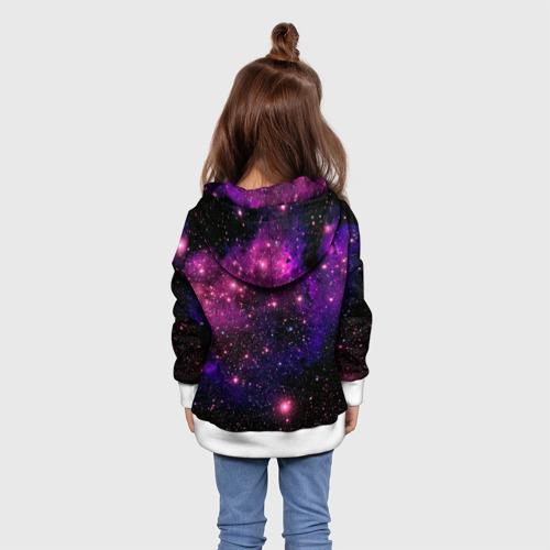 Детская толстовка 3D Вселенная Фото 01