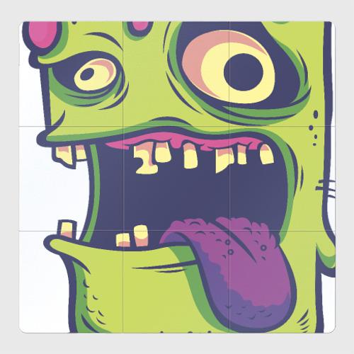 Магнитный плакат 3Х3 Мороженное Зомби