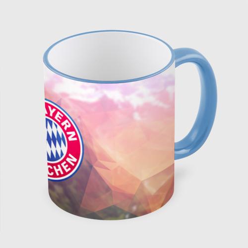 Кружка с полной запечаткой Бавария