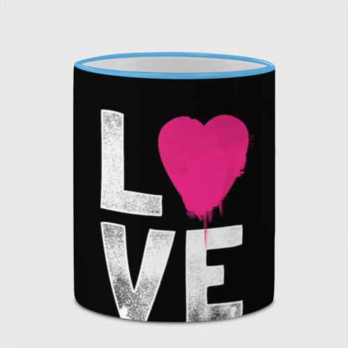 Кружка с полной запечаткой  Фото 03, Love