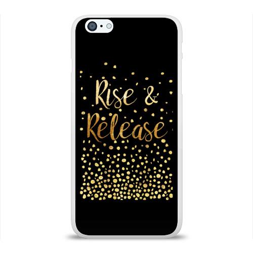 Чехол для Apple iPhone 6Plus/6SPlus силиконовый глянцевый  Фото 01, Rise & Release