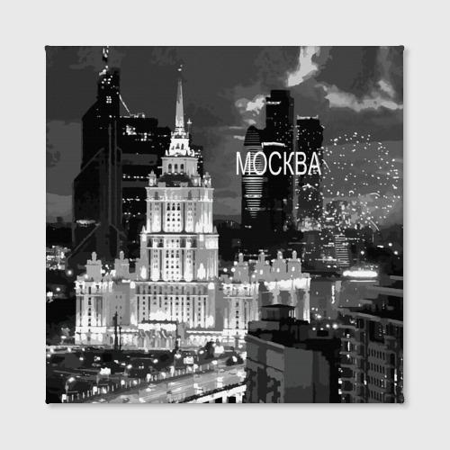 Холст квадратный  Фото 02, Москва