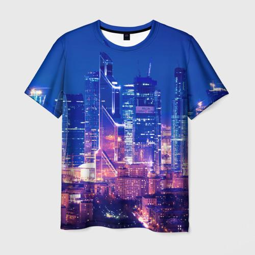 Мужская футболка 3D  Фото 03, Москва