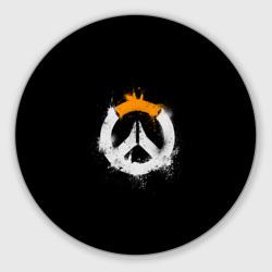 Overwatch Logo (Краска)