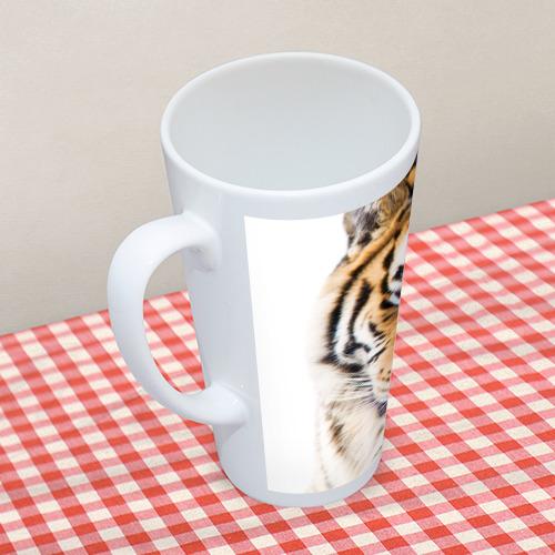 Кружка Латте  Фото 05, Тигр