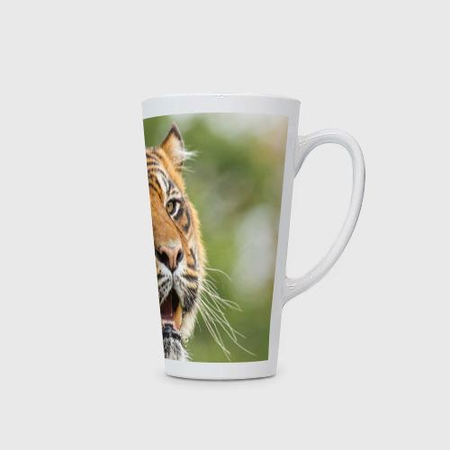 Кружка Латте  Фото 02, Тигр