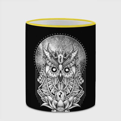 Кружка с полной запечаткой  Фото 03, Королевская сова