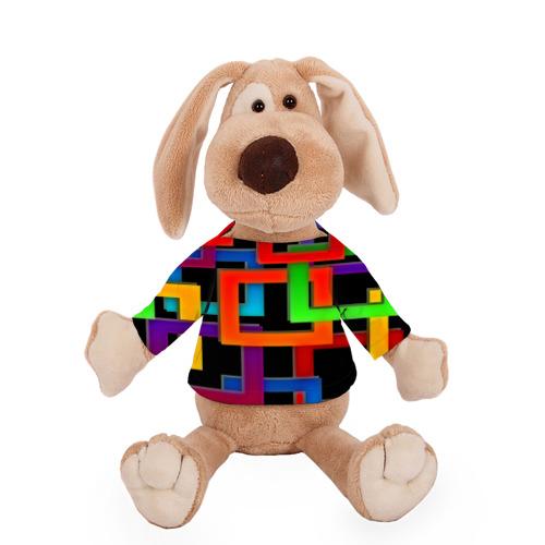 Собачка в футболке  Фото 01, Check maze