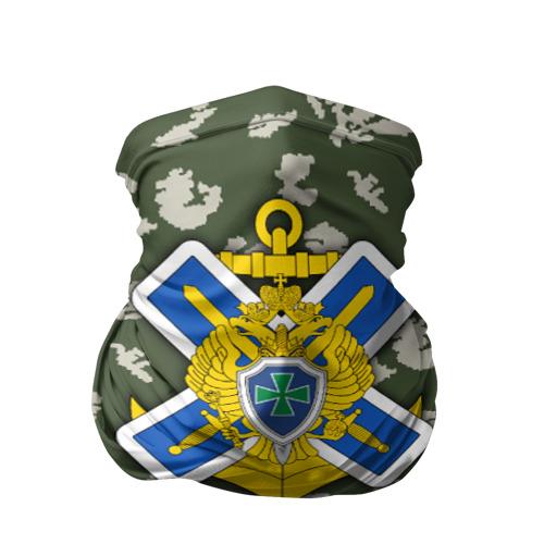 Бандана-труба 3D ПВ За службу в Заполярье