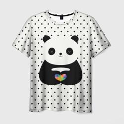 Любовь панды