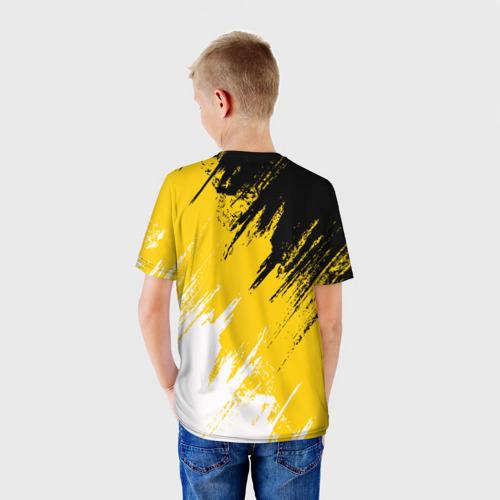 Детская футболка 3D  Фото 02, Имперский флаг и герб