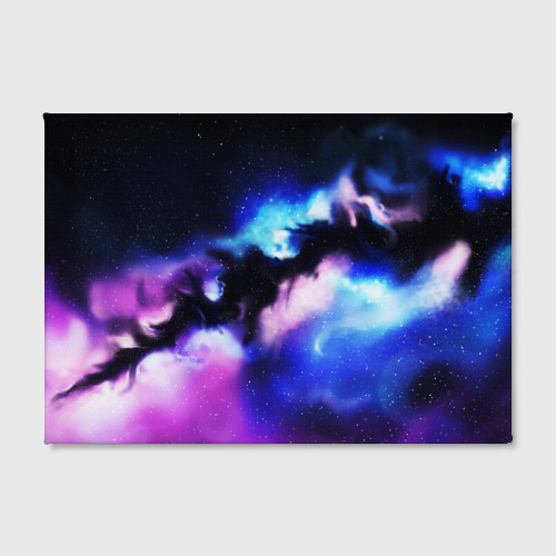 Холст прямоугольный  Фото 02, Туманность
