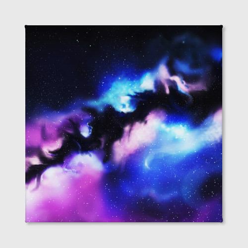 Холст квадратный  Фото 02, Туманность