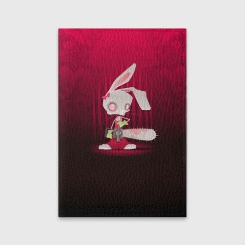 Заяц с бензопилой