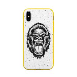 Рык гориллы