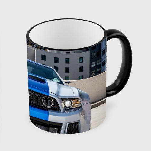 Кружка с полной запечаткой  Фото 01, Ford Shelby