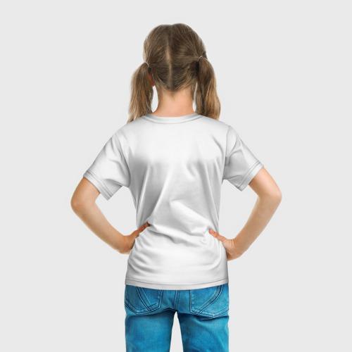 Детская футболка 3D  Фото 04, Chevrolet Camaro