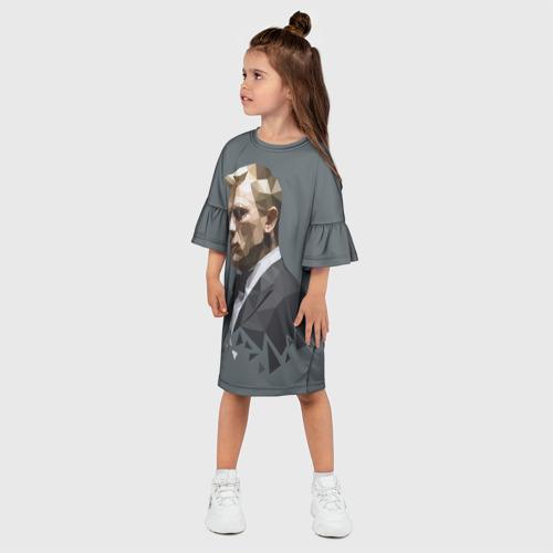 Детское платье 3D  Фото 03, Джеймс Бонд