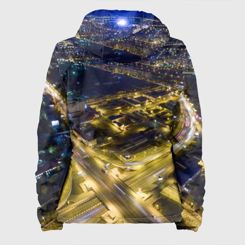 Женская куртка 3D  Фото 02, Ночной Челябинск