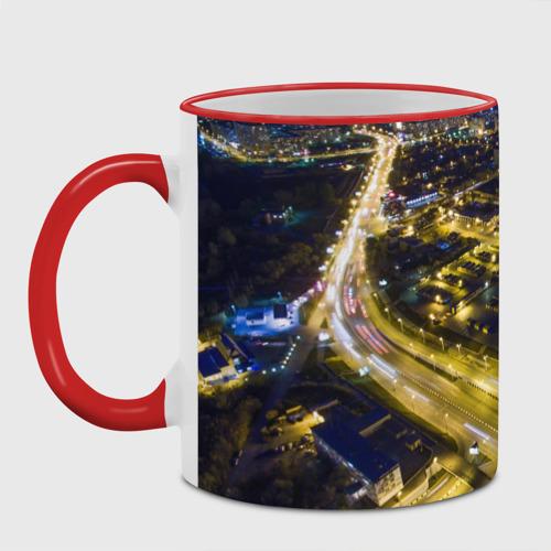 Кружка с полной запечаткой  Фото 04, Ночной Челябинск